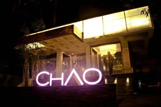 Chap Chay : CHAO - dawns at dusk!