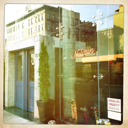 The Nolitan Hotel: Nolitan - entrée