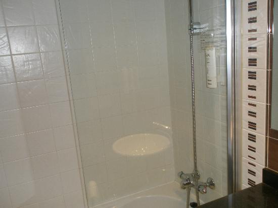 Sercotel Odeón Hotel: ducha monomando