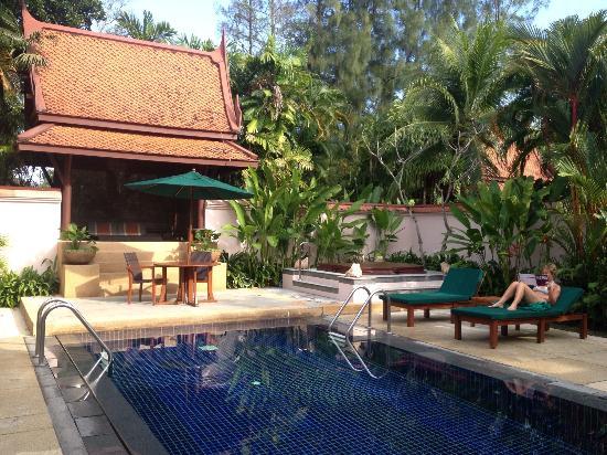 Banyan Tree Phuket: Great pool villas