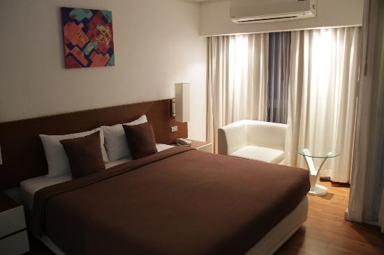 Sathorn Grace Serviced Residence: Room