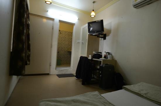 Hotel Savoy: room