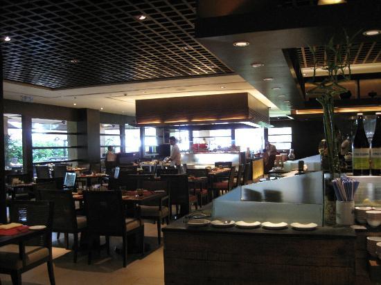 Shangri-La's Rasa Sayang Resort & Spa: Frühstücksrestaurant