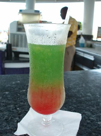 Secrets St. James Montego Bay: Bob Marley Drink