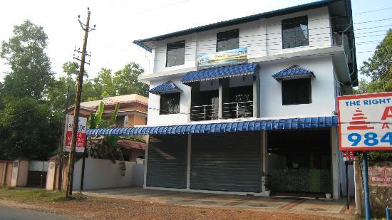 Seaside Residency: Exterior