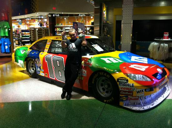 The Florida Mall: Boutique M&Ms