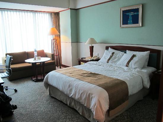 Holiday Inn Bandung: standard room