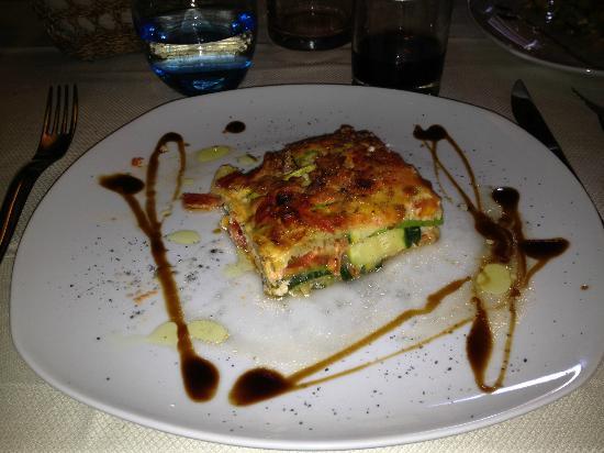 Il Pianeta Verde : Vegetarian Lasagnia - Yum!