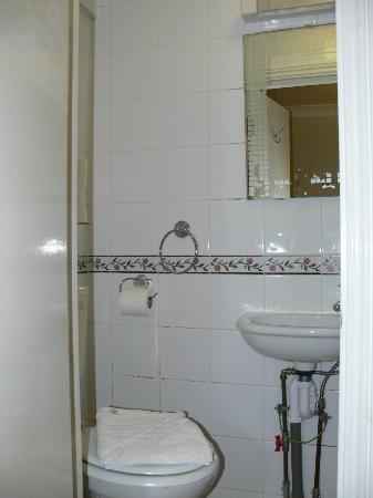 Central Hotel: Salle de bains