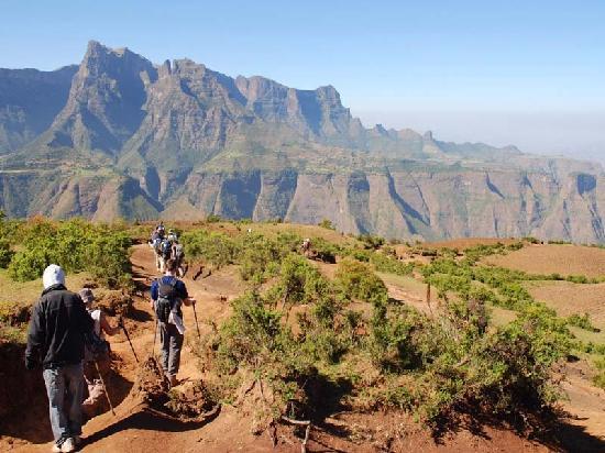 Simen Land Tours - DayTours