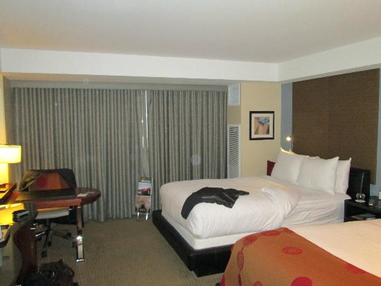 Battery Wharf Hotel, Boston Waterfront: bedroom