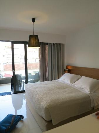 City Loft Boutique Hotel: Delicious coconut mattress...