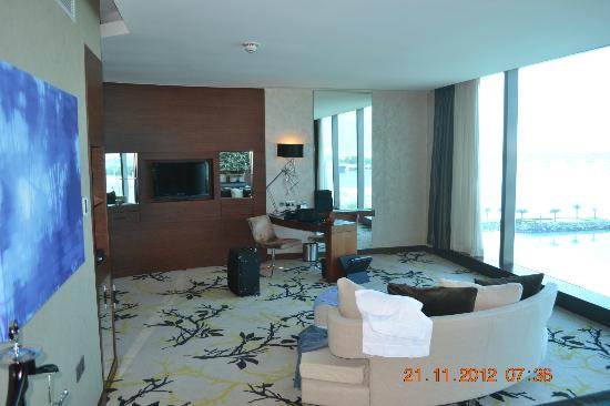 Fairmont Bab Al Bahr: room