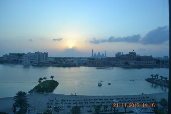 Fairmont Bab Al Bahr: view