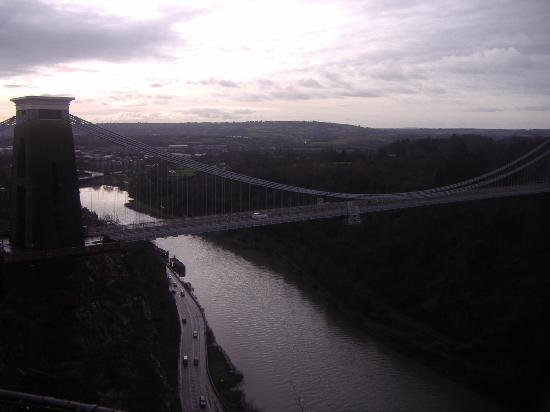 Clifton Suspension Bridge: Suspension Bridge