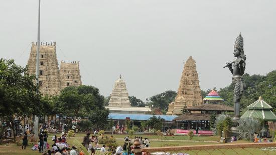 Αντχρα Πραντές, Ινδία: Dwaraka Tirumala Temple