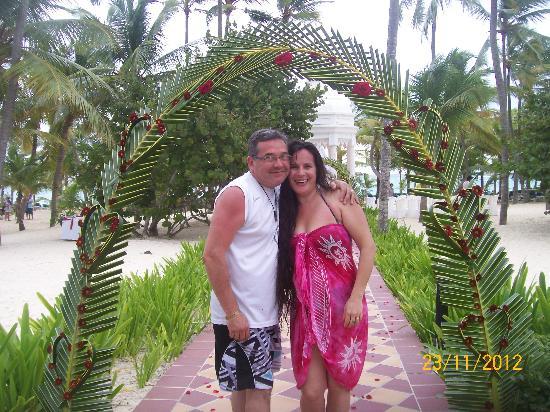 Hotel Riu Palace Punta Cana: Jardines