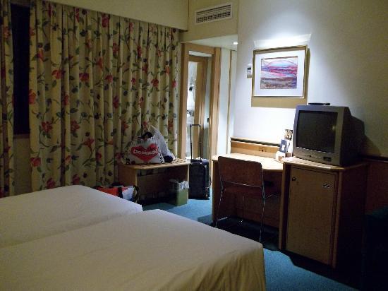 Hotel Praga: habitación triple