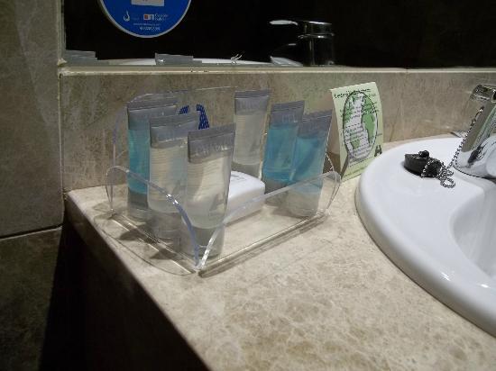 Hotel Praga: amenities