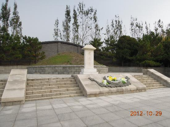 Lushun (Port Arthur) : The Mass-grave