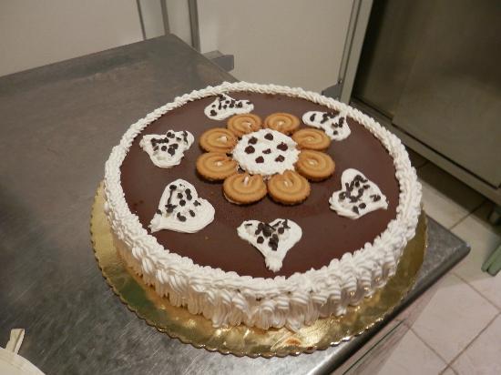 Gelateria Bartocci: torta gelato