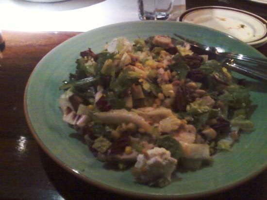 Carlyle : roast chicken salad