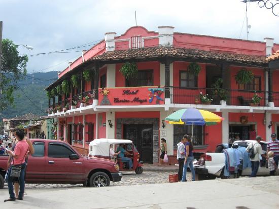 Hotel Camino Maya, Copan
