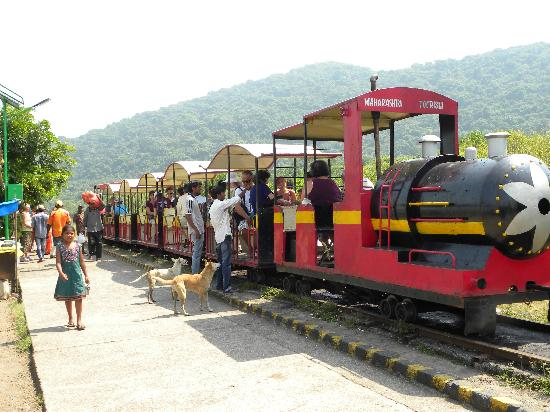 Elephanta Caves: Toy Train By MTDC