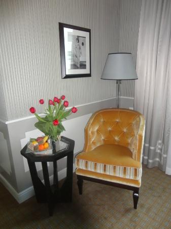 The Westin Palace, Milan: Room corner