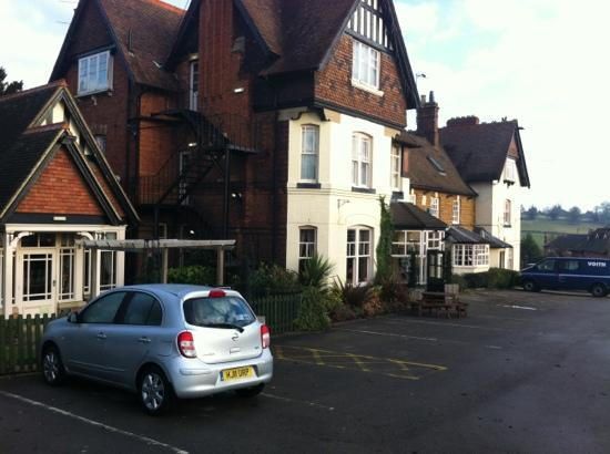 Heart of England Hotel Weedon by Marston's Inns: Heart of England pub