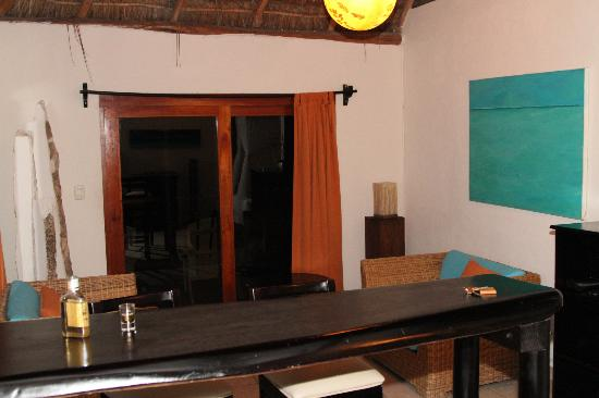 La Zebra Colibri Boutique Hotel: Living room