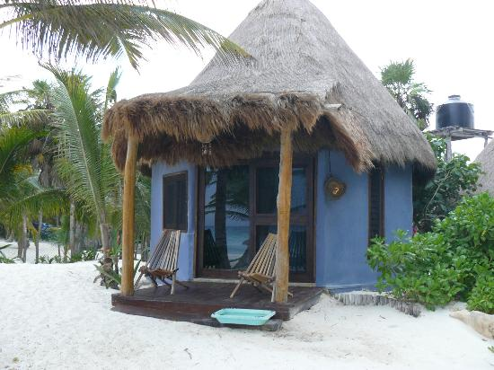 La Zebra Colibri Boutique Hotel: Typical cabana