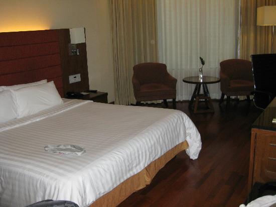 Rembrandt Hotel Bangkok: Room 1117