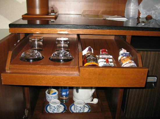 Rembrandt Hotel Bangkok: mini bar