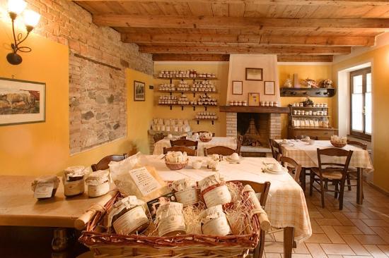 Castellaro Lagusello, Italy: Sala colazioni