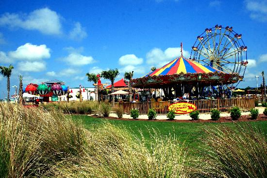 Beautiful Day For Miracle >> Beautiful Day At Miracle Strip Picture Of Miracle Strip Amusement
