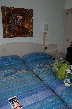Hotel Regina: Our room