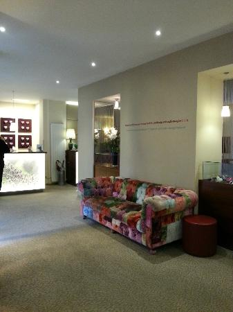 Boutique Hotel Stadthalle: Lobby
