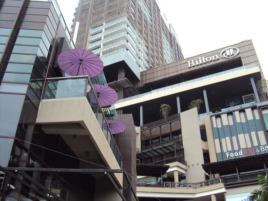 Hilton Pattaya: Развлекуха в одном флаконе!!!