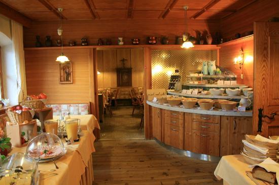 Hotel Hohe Burg: Frühstücksbuffet