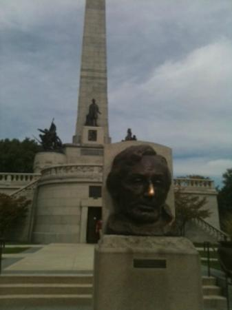 Oak Ridge Cemetery: Lincoln's Tomb, Springfield, IL