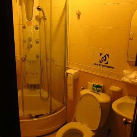 Saigon Mini Hotel 5: Bathroom of twin room