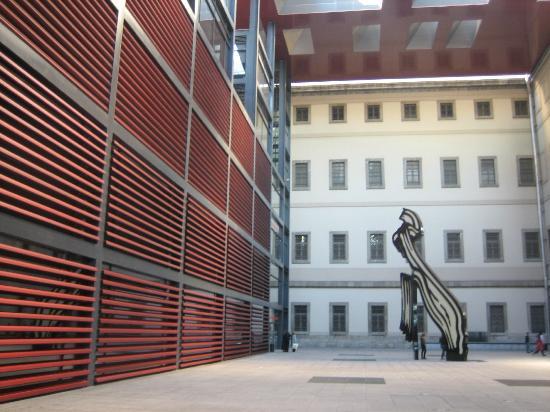 Museo nazionale delle Arti della Regina Sofia (Museo Nacional Centro de Arte Reina Sofia)