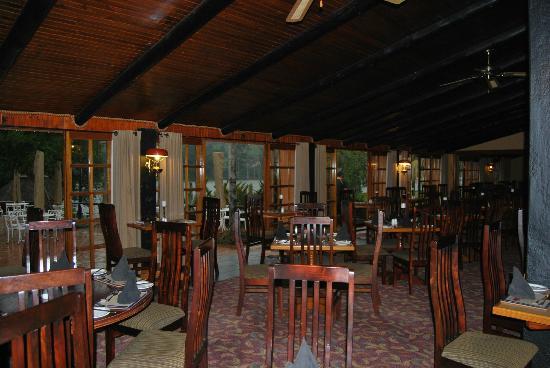 Pine Lake Inn: Salle a manger