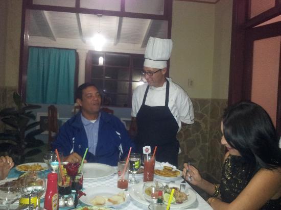 Restaurante Bar Parrillada San Jose : Que conejo!!