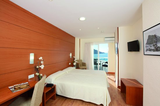 Hotel Centro Mar: Habitación doble vista mar