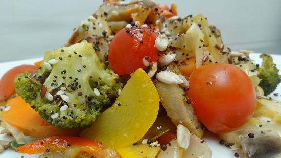 Saludpan: menu para celíacos y veganos tambien