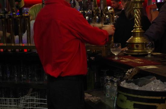 The Quays Temple Bar: Another Perfect Pour