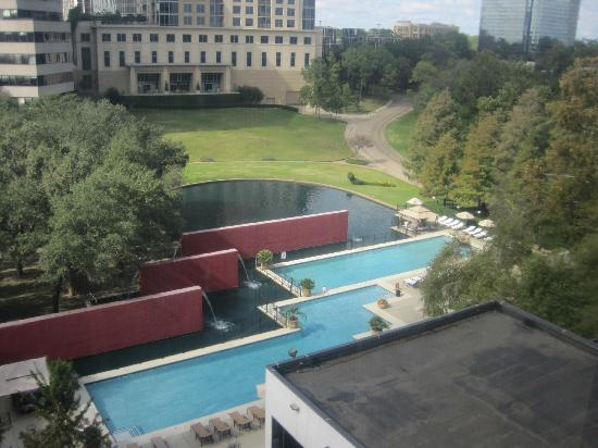 Omni Houston Hotel: View from the Room