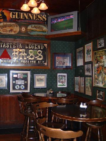 Tommy Condons Irish Pub Charleston, SC